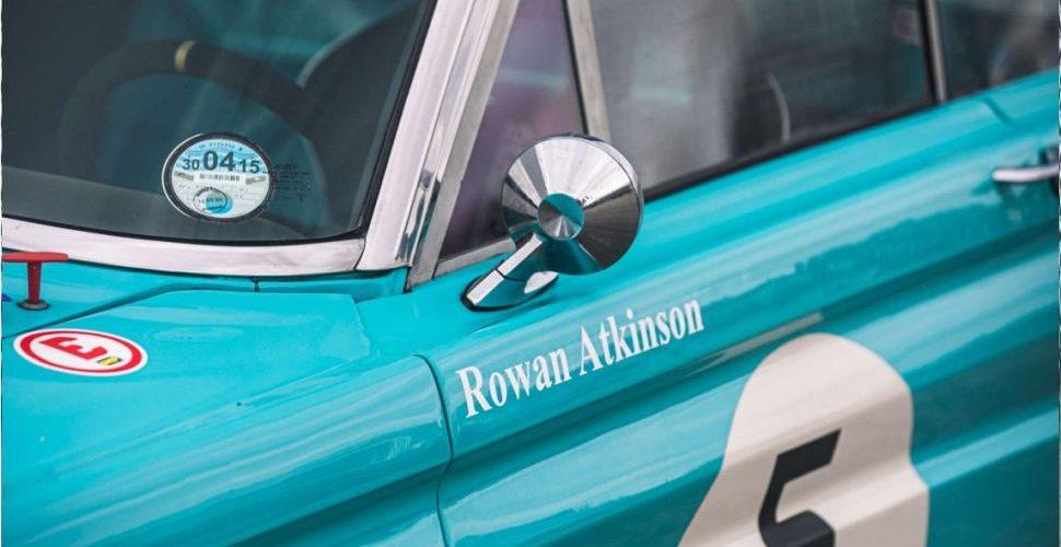 Te koop: een auto van Mr Bean, maar dan anders